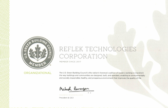 美国绿色能源组织 LEED
